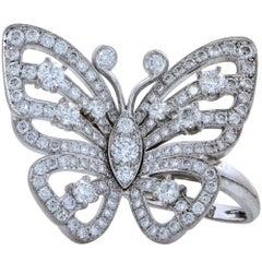 Van Cleef & Arpels Flying Beauties Ring