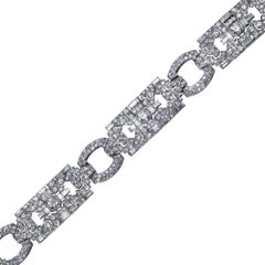 Cartier French Art Deco Bracelet