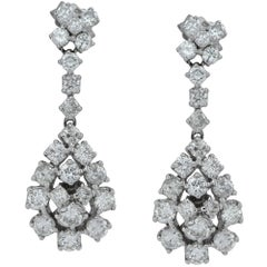 3 Carat Diamond Earrings