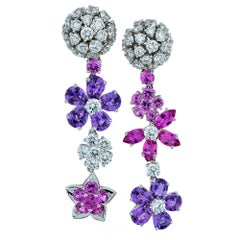 Van Cleef & Arpels Folie des Pres Earrings