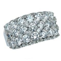 4.25 Carat Diamond Band