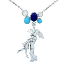Van Cleef & Arpels Romance a Paris Necklace