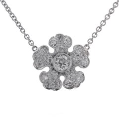 1.5 Carat Diamond Necklace