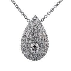 2.40 Carat Diamond Necklace