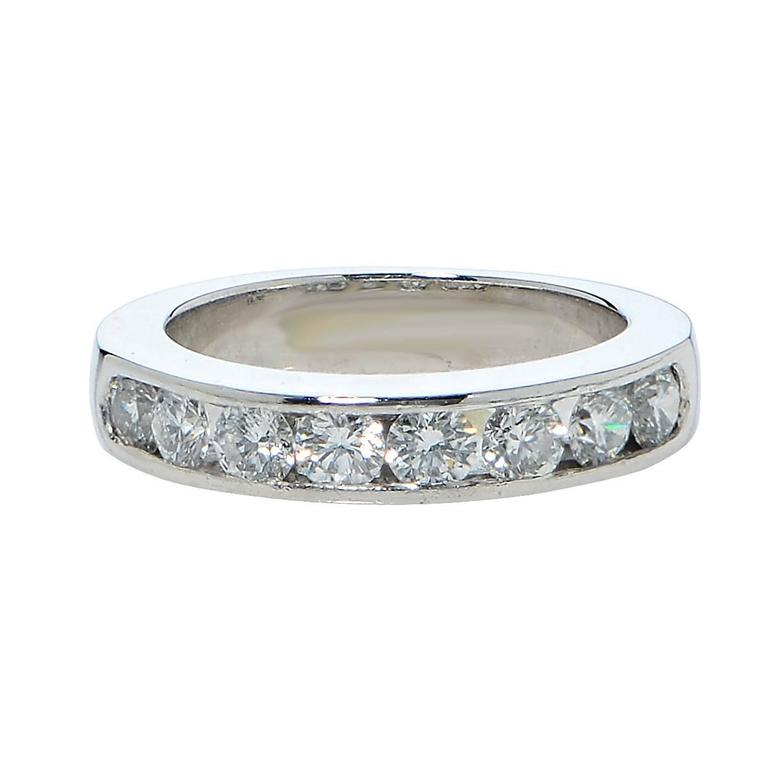 Diamond gold Wedding Band ring For Sale