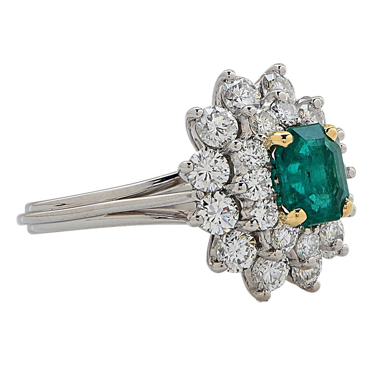 1 10 carat emerald ring for sale at 1stdibs