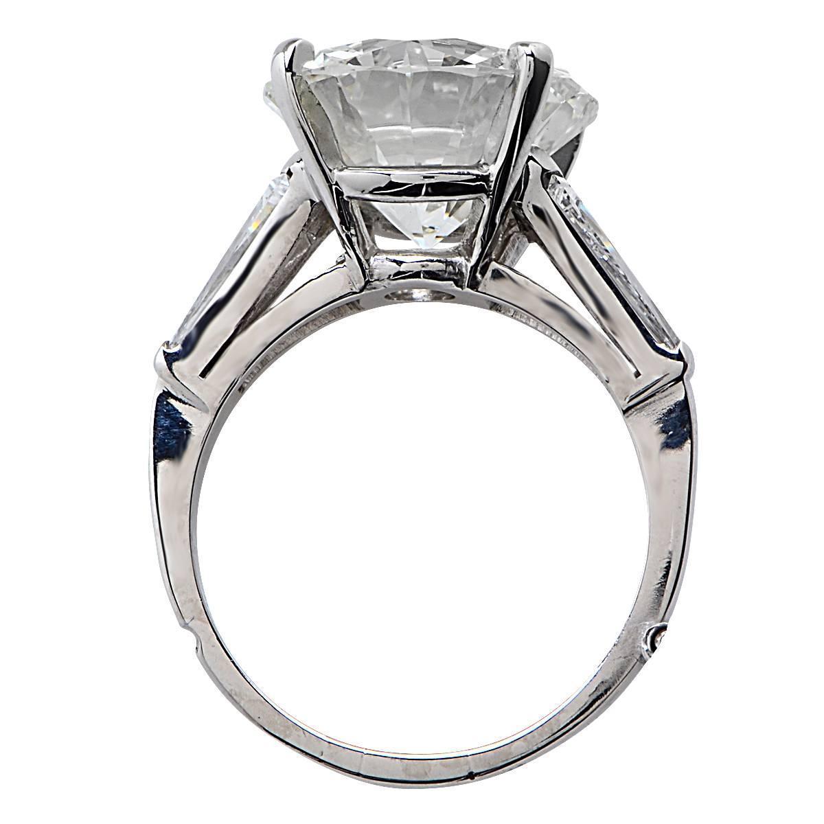 7 50 Carat Diamond Ring At 1stdibs
