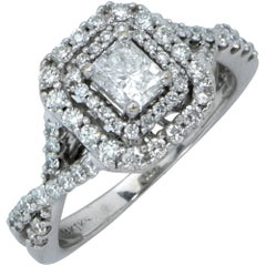1.30 Carat Diamond Engagement Ring