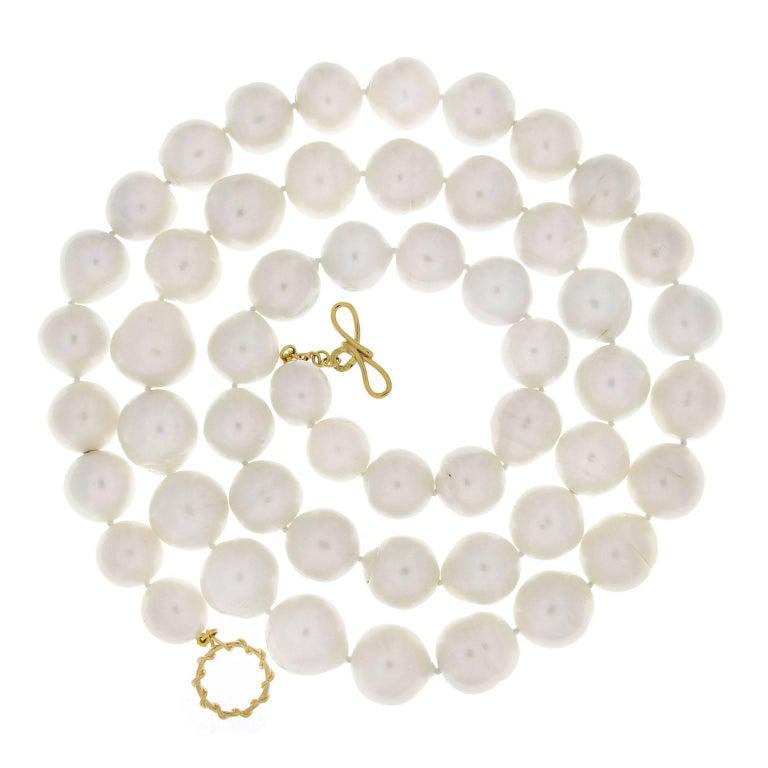 Valentin Magro Baroque South Sea Pearl Necklace