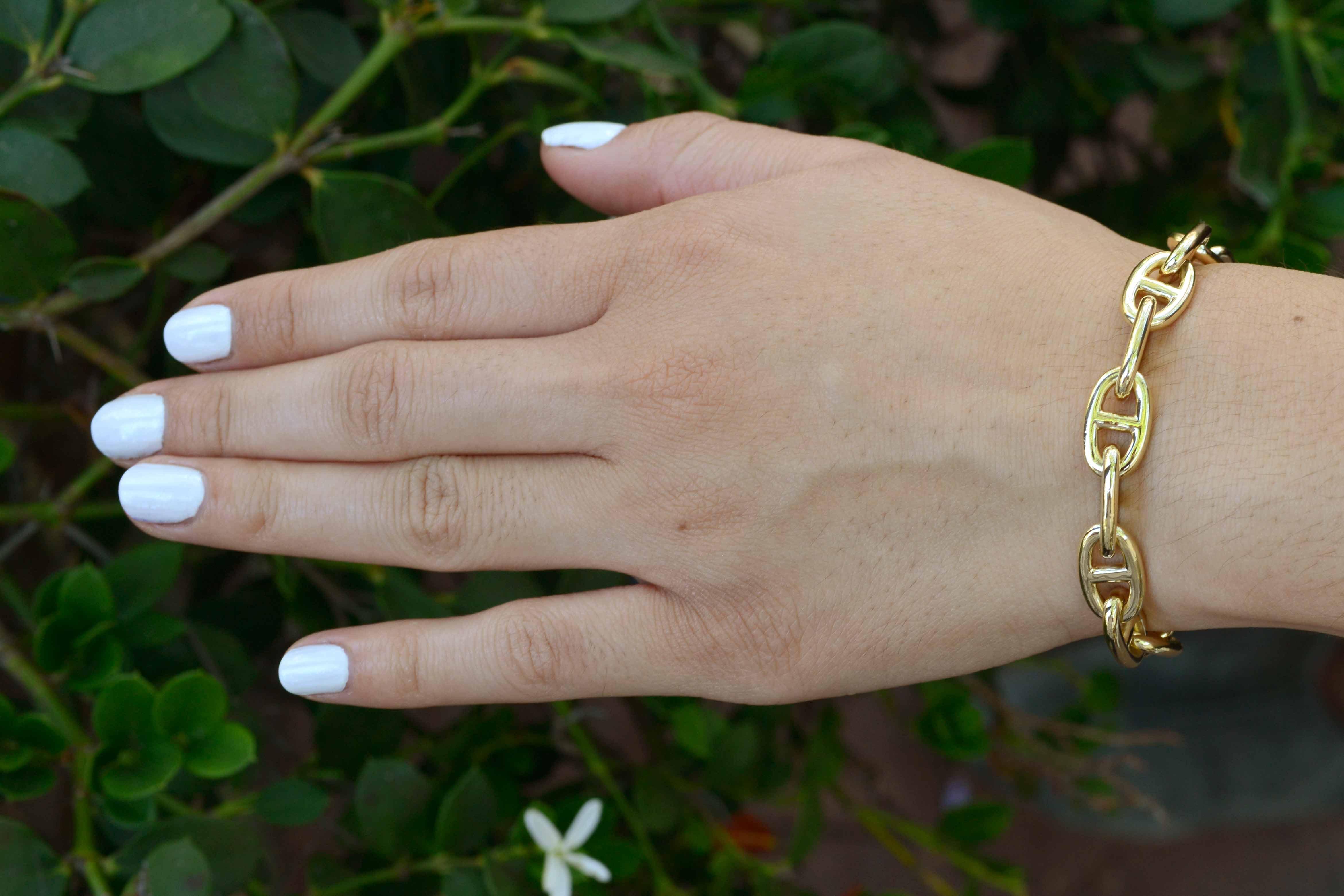 bracelet pas ternir 11x6mm//7x4mm Vendeur Britannique 10 m Aluminium Chaîne Collier