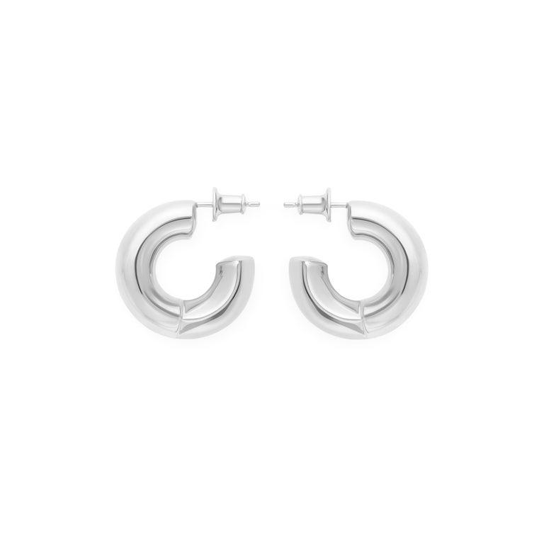 Sterling Silver Gamma Earring