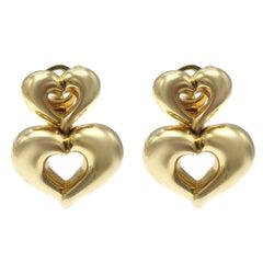 Van Cleef & Arpels 18 Karat Gold Earrings