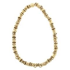 Pomellato 18 Karat Yellow Gold Necklace, Italy