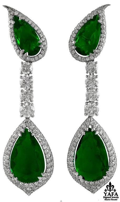 David Morris Emerald Diamond Platinum Suite 2