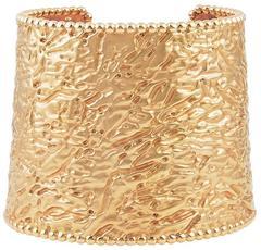 Van Cleef & Arpels Gold Cuff