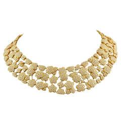 VAN CLEEF & ARPELS Diamond 'Melusine' Necklace