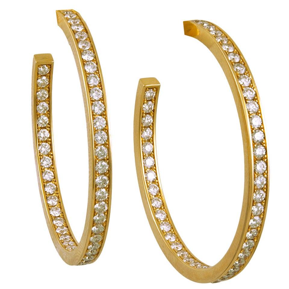 Cartier Hoop Earrings  Photo#15
