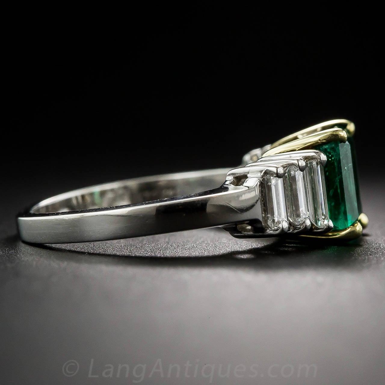 1 50 carat emerald and ring at 1stdibs