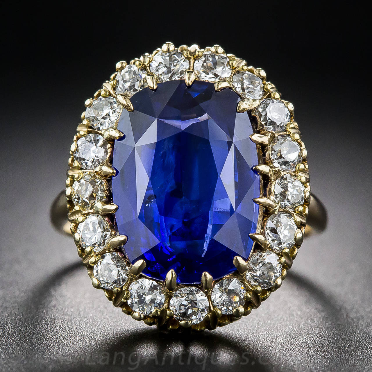 sapphire ring gem blue diamond gold violet flashopal rings
