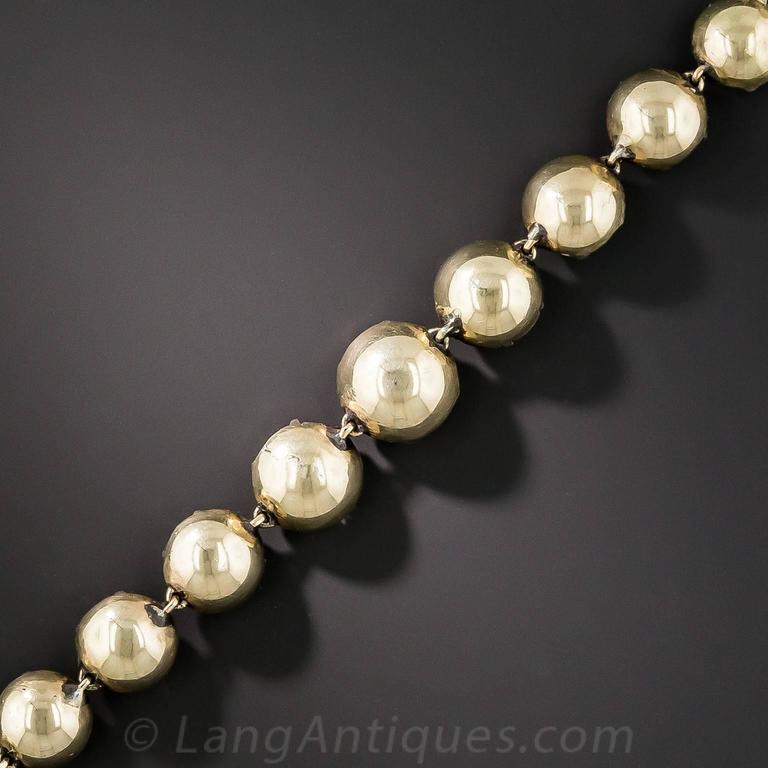 Spectacular 22.50 Carats Rose-Cut Diamonds Bracelet 4