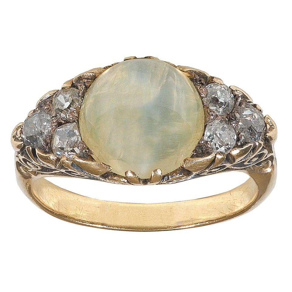 Cat's Eye Chrysoberyl Diamond Gold Ring At 1stdibs. Lizard Wedding Rings. Genuine Onyx Rings. Onyx Stone Engagement Rings. Dreamy Wedding Rings. Thumbprint Wedding Rings. Model Engagement Rings. 1 2 Carat Engagement Rings. Happy Engagement Rings