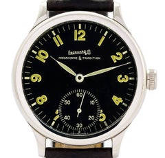 Eberhard & Co. Stainless Steel Traversetolo Wristwatch