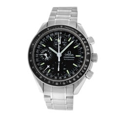 Men's Omega Speedmaster Mark 40 Cosmos Calendar Chronograph Watch