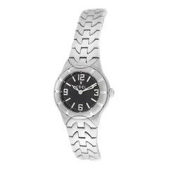Authentic New Ladies Ebel Type E Stainless Steel Quartz Watch