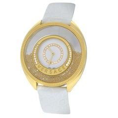 New Versace Destiny Spirit Floating Spheres Diamond Watch