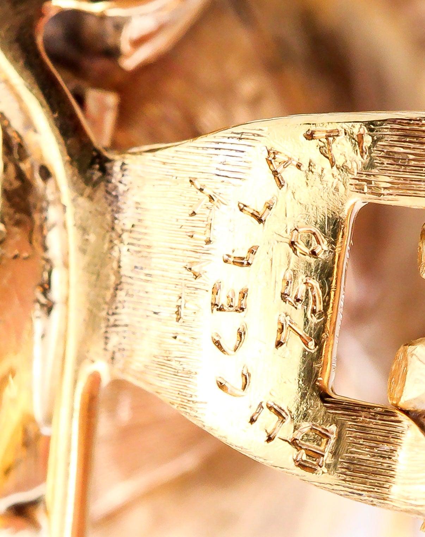 Buccellati Mabe Pearl Rose Cut Diamond Gold Earrings For Sale 2