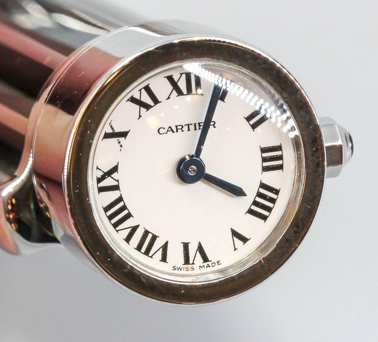 Cartier Limited Edition Fountain Pen Watch For Sale 2