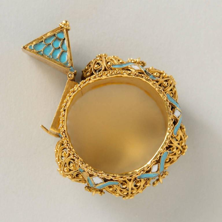 Important Jewish Marriage Ring For Sale 1