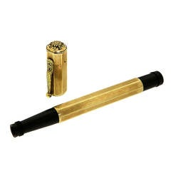 Rolled Gold Fountain Pen