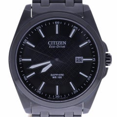 Certified Citizen Eco Drive Men's Watch J165-S091250