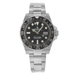 Rolex GMT-Master II 116710LN Steel and Ceramic Automatic Men's Watch