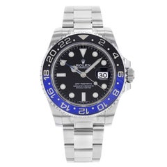 Rolex GMT-Master II 116710BL Batman GMT Steel 2017 Automatic Men's Watch