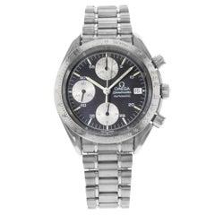 Omega Speedmaster 3511.50.00 Black Dial Chrono Steel Automatic Men's Watch