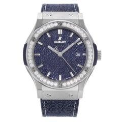 Hublot Classic Fusion 542.NX.2700.NR.1204.TRS17 Titanium Automatic Men's Watch