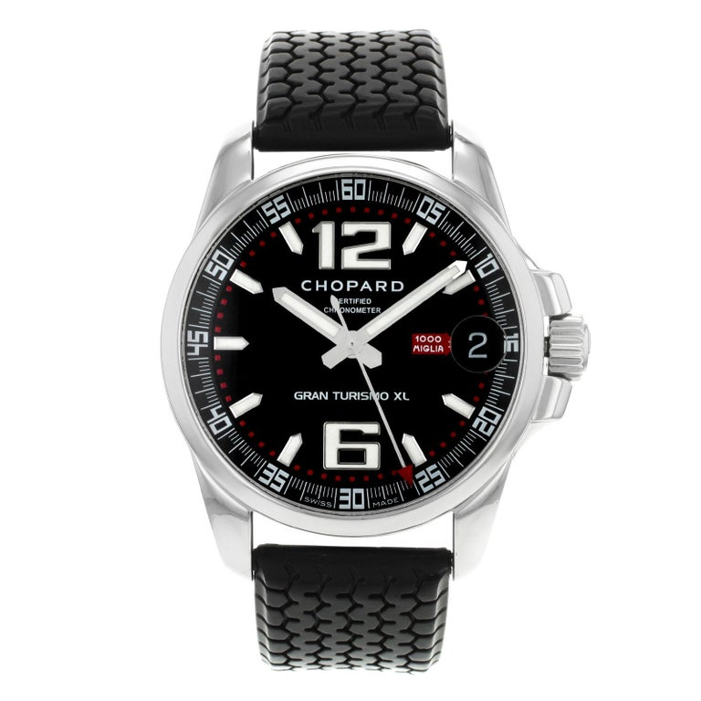 Chopard Mille Miglia Gran Turismo XL 168997-3001 Steel Automatic Mens Watch