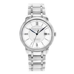Baume et Mercier Classima Automatic Silver Opaline Dial Men's Watch MOA10334