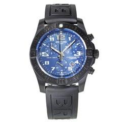 Breitling Chronospace Evo Night Blue Dial Quartz Men's Watch V7333010/C939-152S