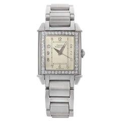 Girard-Perregaux Vintage Beige Dial Steel Hand Wind Ladies Watch Ref 2592