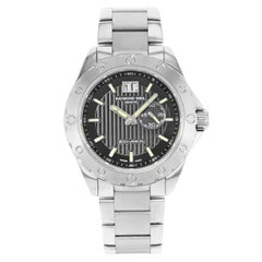 Raymond Weil Sport Stainless Steel Black Dial Men's Quartz Watch 8300-ST-20001