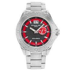 Raymond Weil RW Sport Stainless Steel Quartz Men's Watch 8300-ST-20041