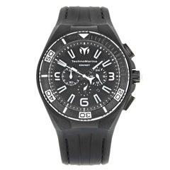 Technomarine Cruise Night Vision 115023 Black Dial Quartz Men's Watch