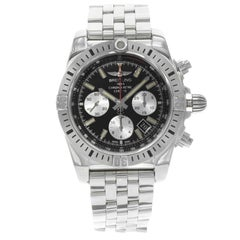 Breitling Chronomat 44 Airborne Steel Automatic Men's Watch AB01154G/BD13-375A