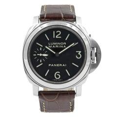 Panerai Luminor Marina Manual Wind PAM00111 Steel Manual Winding Watch