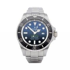 Rolex Sea-Dweller Deepsea James Cameron Stainless Steel 116660