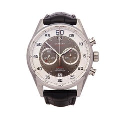 TAG Heuer Carrera Stainless Steel CAR2811 Gents wristwatch