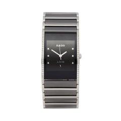 Rado Integral Stainless Steel R20757759 Wristwatch